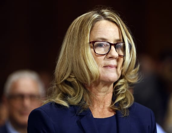 Ford makes first public statement since hearing