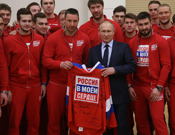 Russia banned from World Cup, Olympics for doping
