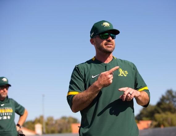 MLB coach apologizes for apparent Nazi salute