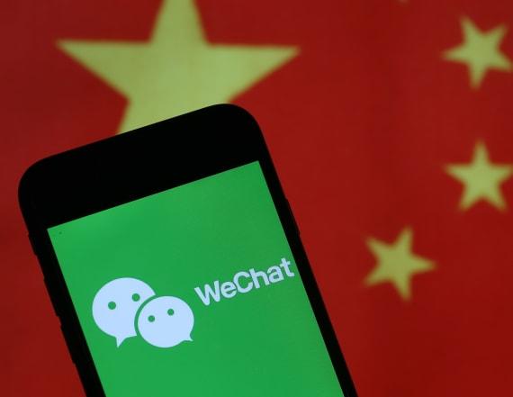 Judge rebuffs Trump move to ban WeChat