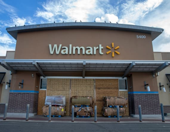 Anonymous man pays off every item in Walmart layaway