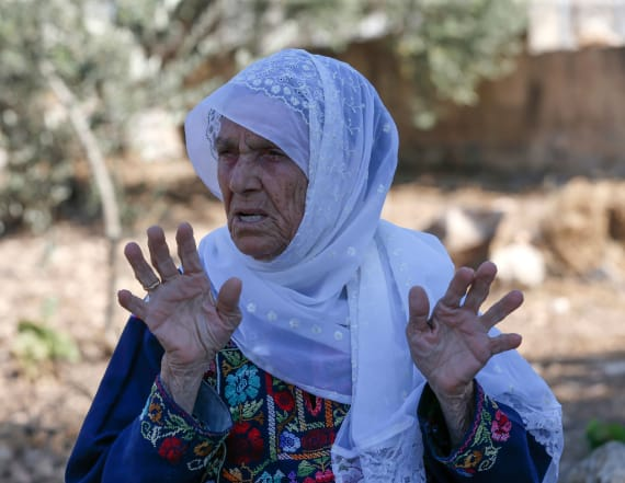 Tlaib's grandmother: 'May God ruin Trump'