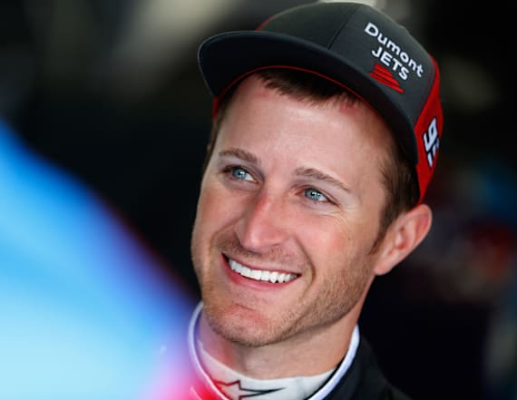 NASCAR driver Kasey Kahne announces retirement
