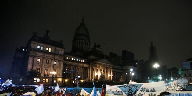Le Sénat argentin rejette la légalisation de l'avortement