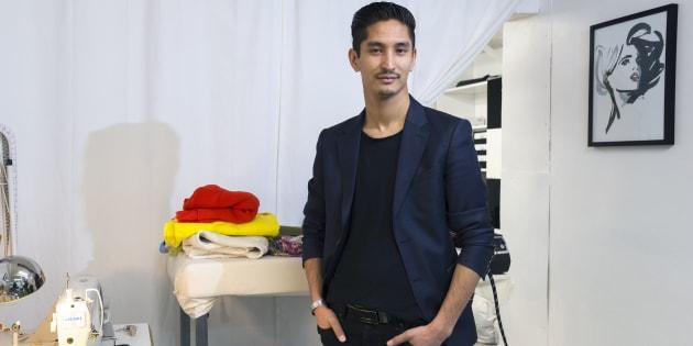 Pour ou contre la mode islamique? La question qui fâche du HuffPost à ce couturier afghan sur Franceinfo