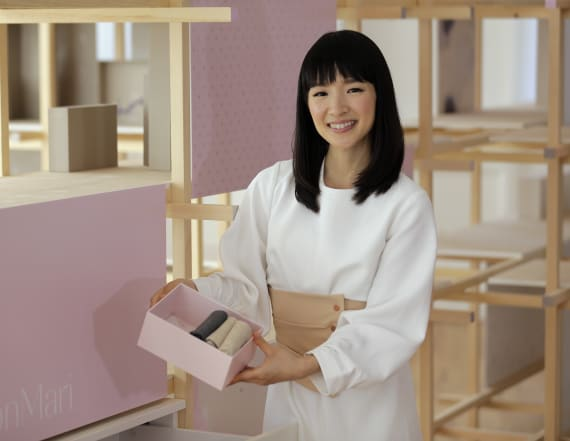 Advice from Marie Kondo's show you can apply to work