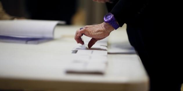 Quelles sont les six communes dont les votes ont été annulés au premier tour.