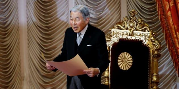 Parlamento de Japón permitirá abdicación del emperador Akihito