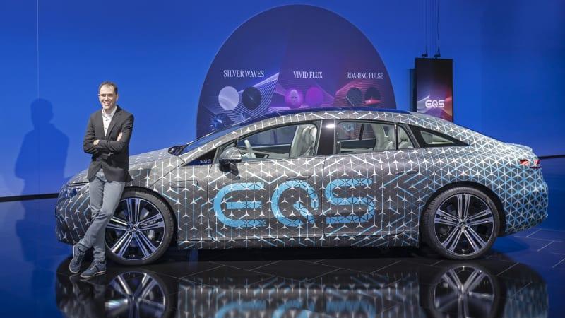 Mercedes EQS EV range to reach 770 km, or 478 miles, says CEO