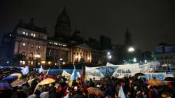 Le Sénat argentin rejette la légalisation de