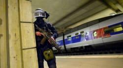 Des hommes du GIGN déployés incognito dans les trains pour faire face à la menace