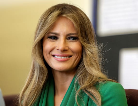 Melania Trump to lead US at Invictus Games