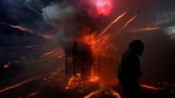 「世界一危険」な台湾「ロケット花火祭り」を体験!--野嶋剛