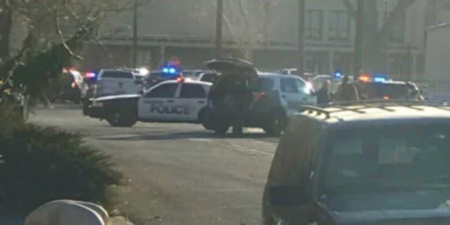 Fusillade dans un lycée au Nouveau Mexique