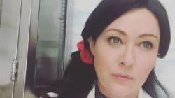 Après deux ans de lutte contre le cancer, Shannen Doherty est de retour sur les plateaux de