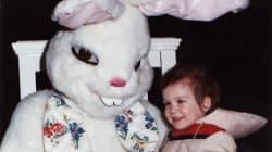 Ces lapins de Pâques font vraiment