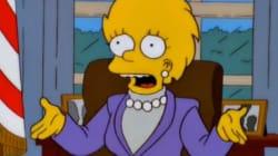 Les Simpson avaient prédit la victoire de Donald