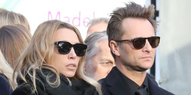 Laura Smet et David Hallyday veulent contester le testament de leur père Johnny Hallyday devant la justice