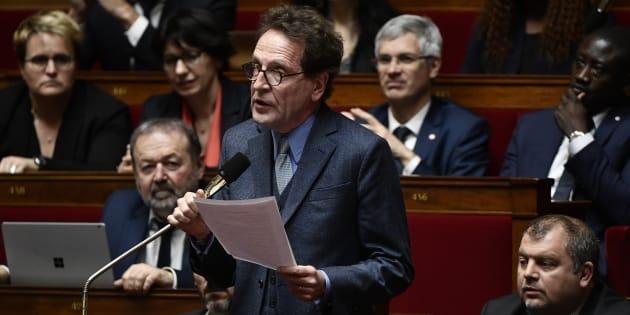 Le président du groupe LREM à l'Assemblée nationale, Gilles Le Gendre. Photo d'illustration.