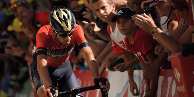 Tour de France: Après l'abandon de Vincenzo Nibali, le Top 5 du classement général se dégage.