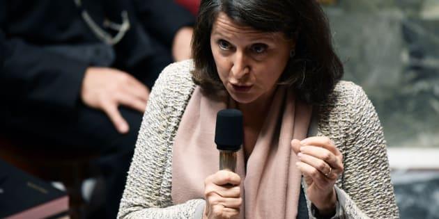 """IVG: Agnès Buzyn """"condamne"""" l'appel à la grève d'un syndicat de gynécos (Photo prise le 29 janvier 2019 à Paris)"""