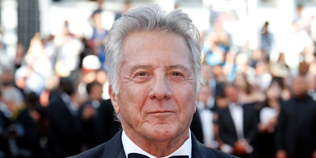 Dustin Hoffman lors du Festival de Cannes en mai 2017.