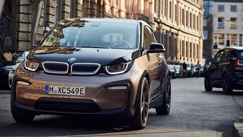 More Electric Range Coming For 2019 Bmw I3 And I3s Autoblog