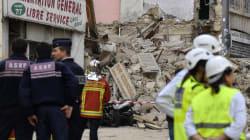 Deux immeubles s'effondrent en plein centre de Marseille, au moins deux blessés