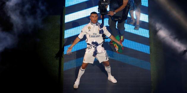 Cristiano Ronaldo est le sportif le mieux payé de la planète selon Forbes