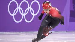 Canadian Speedskater Gets Death Threats After Winning Bronze