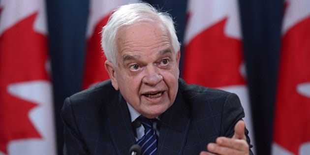 The federal government says Canada's ambassador to China, John McCallum, has met with one of two detained Canadians in the country.