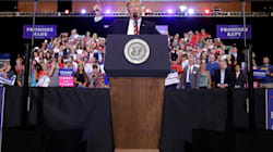¿Trump sigue en campaña