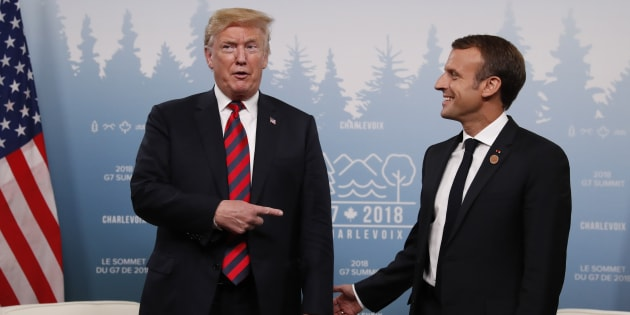 G7: le volte-face de Trump sur le commerce mondial