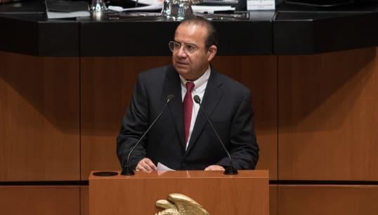 No son graves los delitos que se le imputan a César Duarte: Navarrete