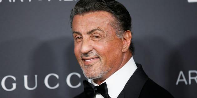 El actor Sylvester Stallone en una gala en Los Angeles, California, el 29 de octubre de 2017.