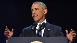 Obama se despide con un emotivo discurso tras 8 años como presidente de