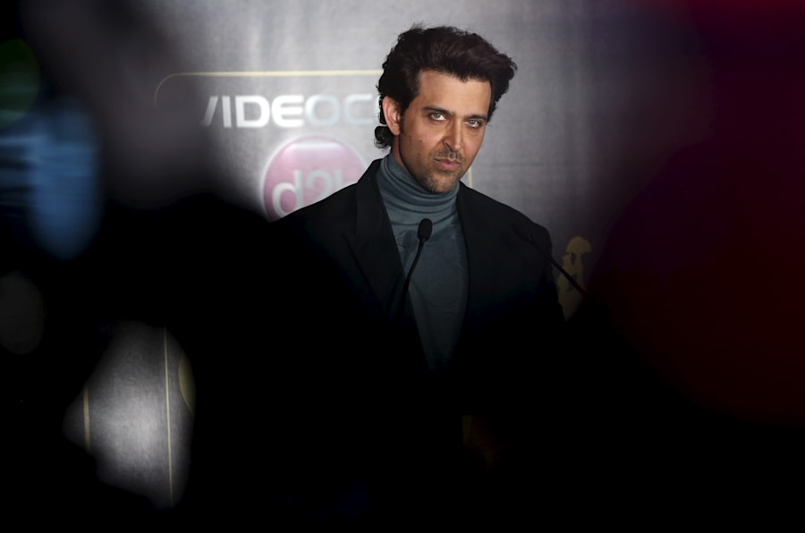 File photo of Indian actor Hrithik Roshan.