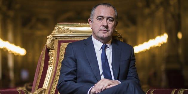 Didier Guillaume, patron des sénateurs PS, quitte
