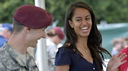 Malia Obama Just Landed A Dream Hollywood