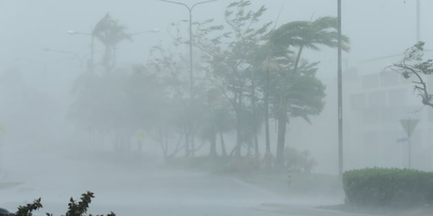 Cyclone Debbie has taken its toll on northern Queensland.