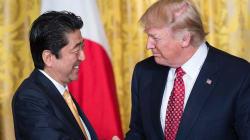 Shinzo Abe y Donald Trump buscarán relaciones comerciales