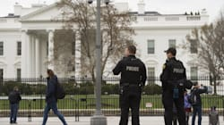 White House In Lockdown After Driver Claims To Have Bomb At Check-Point,