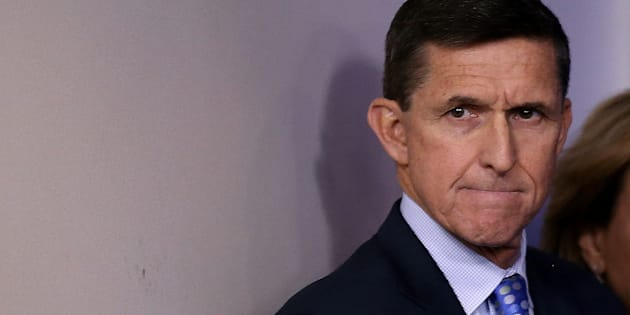 Michael Flynn le 1er février 2017 à Washington
