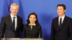 Les premiers mots de Delphine Gény-Stephann, la nouvelle secrétaire d'Etat à