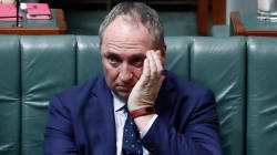 Barnaby Joyce Is Out, And His Next Task Is To Get Right Back