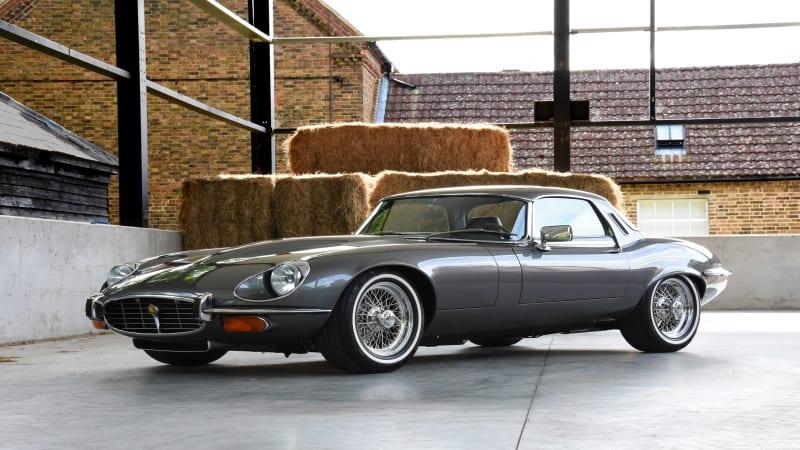 Jaguar E-Type Series 3 gets tasteful upgrades thanks to E-Type UK