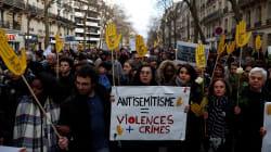 Les actes antisémites ont explosé en