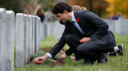 Trudeau's Lack Of Empathy For Veterans Puts Us All At