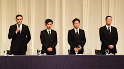 山口問題、TOKIO会見に伊野尾慧がコメント「結論を出せない気持ちは痛いほど分かります」