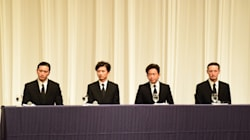 4人になったTOKIO、山口達也さんの契約解除にコメント「原点に戻り、前を向いていきたい」(全文)